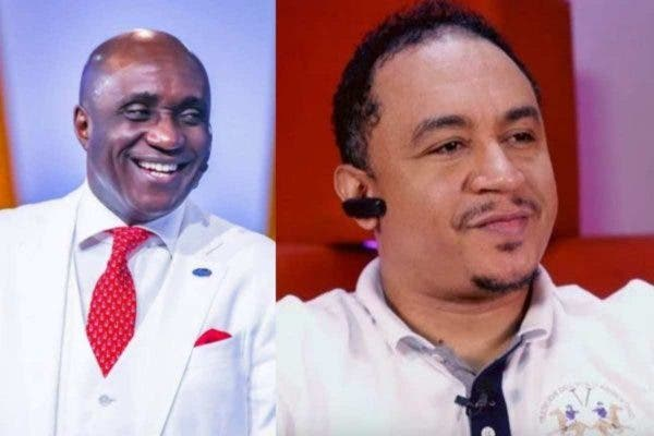 Pastor Ibiyeomie and Freeze